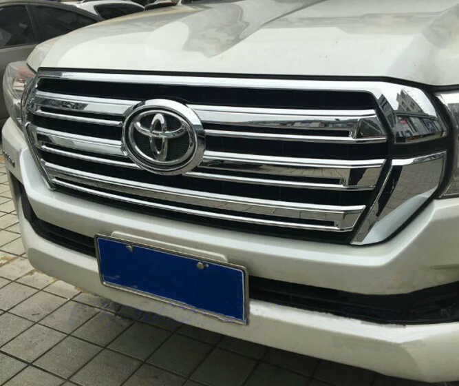 grill lc200 cover trim 2016
