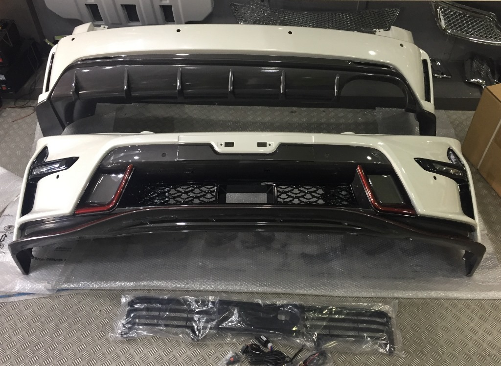 PATROL Y62 2016 BODY KIT NISMO 2200