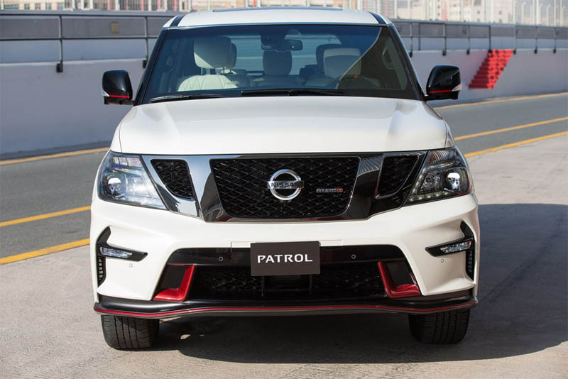 PATROL Y62 2016 BODY KIT NISMO     2200-3