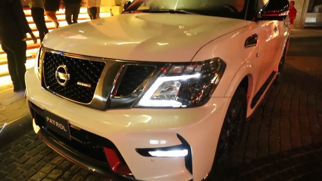 PATROL Y62 2016 BODY KIT NISMO     2200-4